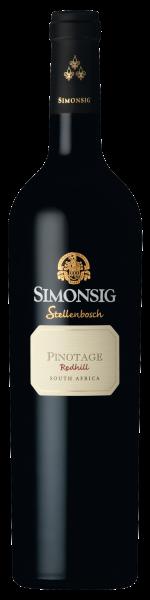 Redhill Pinotage, Simonsig Wine Estate - Stellenbosch Südafrika