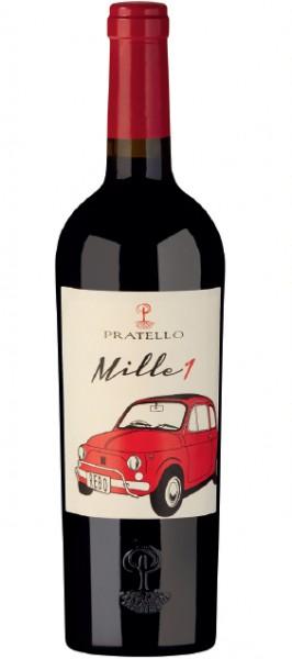 Mille 1 Rebo Vino Rosso, Azienda Agricola Pratello