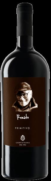 Renato Primitivo, Cantina Sampietrana im Weinhandel Regenbogen