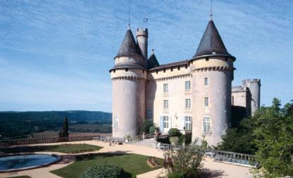 Chateau de Mercues