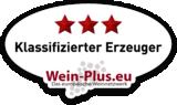 3 Sterne Wein-Plus Klassifizierter Erzeuger