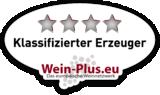 4 Sterne Klassifizierter Erzeuger Wein-Plus